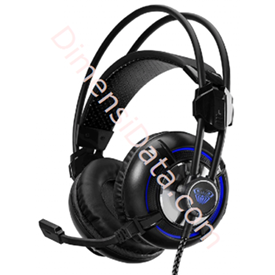 Jual Gaming Headset AULA Spirit Wheel [G93V]